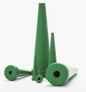 Gumi szervízdugók hidraulikus és pneumatikus csövek zárásához